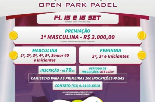 Torneio Padel 2018