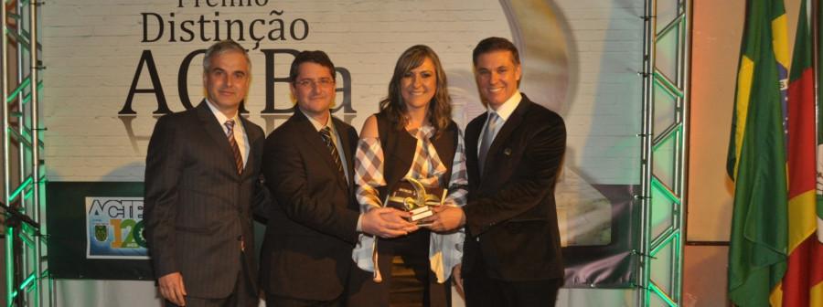 Prêmio Distinção Empresarial ACIBA 2018