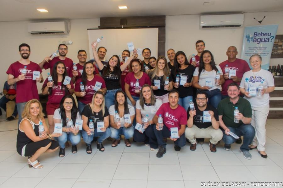 CTSul Bagé promove confraternização para equipe