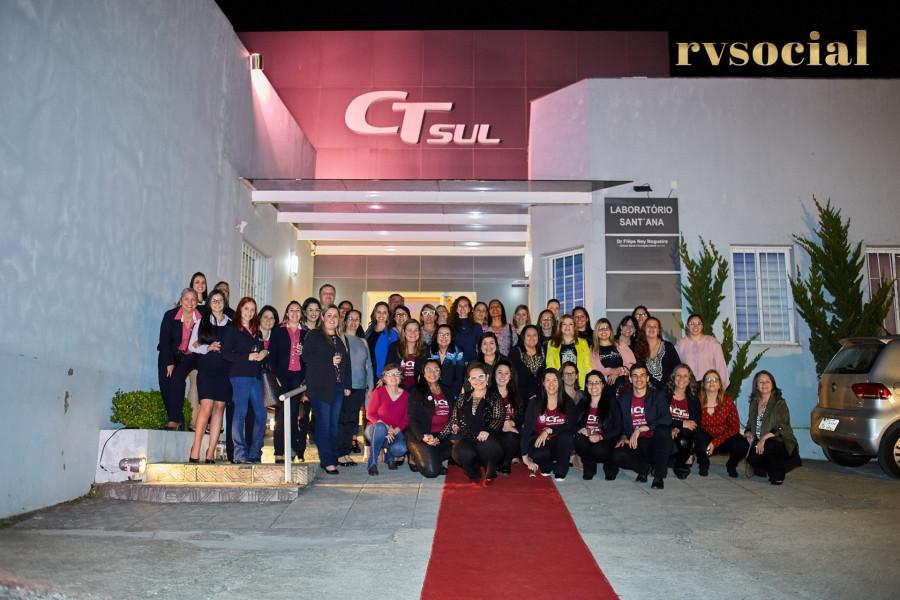 CTSul realiza evento para secretárias